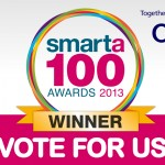 Eyetease shortlisted in the 'Best Use of Technology Category' 2013!